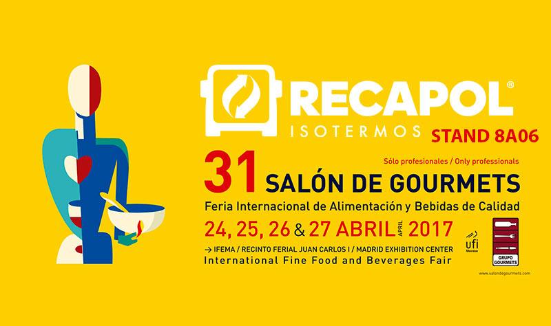31 Salón Gourmets IFEMA