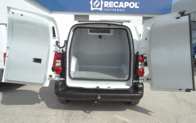 Video Peugeot Partner ICE
