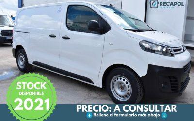 Citroen Jumpy – Peugeot Expert -Opel Movano – Isotermo