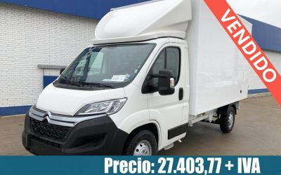 Citroen Jumper Chasis 35 Heavy L3