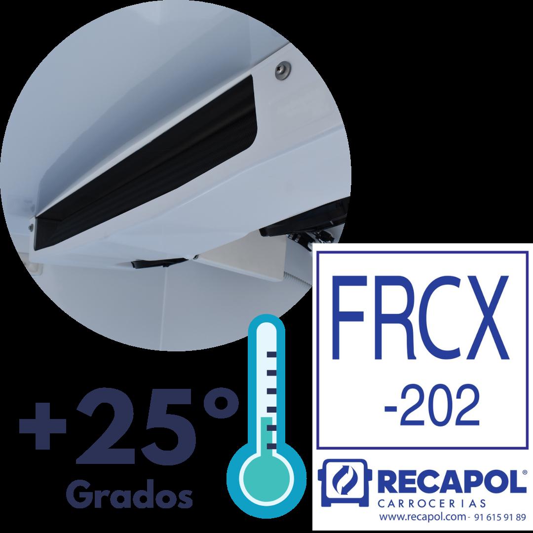 Equipo - 20º para transporte de farmacia Recapol