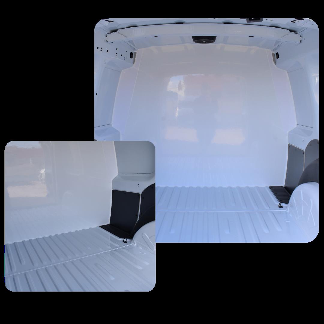 Sellado de cabina ontrol de plagas limpieza fumigación Recapol