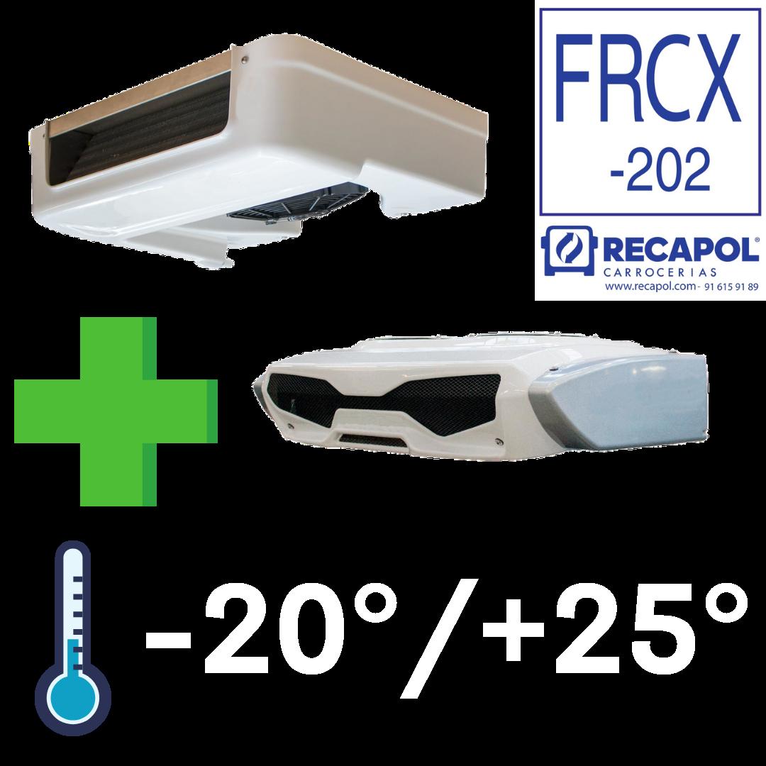 Equipo de frío farmacia Recapol